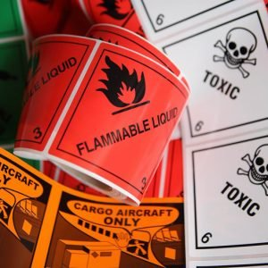 ΙΑΤΑ Dangerous Goods Regulations, Κατηγορία 6 (RECURRENT)