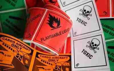 ΙΑΤΑ Dangerous Goods Regulations, Κατηγορία 6 (RECURRENT)