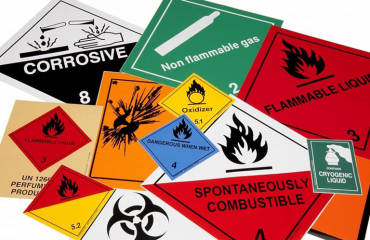 ΙΑΤΑ Dangerous Goods Regulations, Κατηγορία 6 (INITIAL)