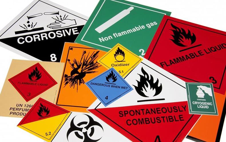ΙΑΤΑ Dangerous Goods Regulations, Κατηγορία 6 (INITIAL)