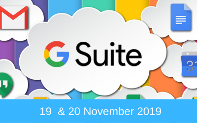 G-Suite for Advanced Users